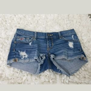 Hollister Junior Shorts Women Short Short 23